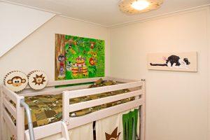 Kinderkamer (met Taart in de Jungle en Dommel)