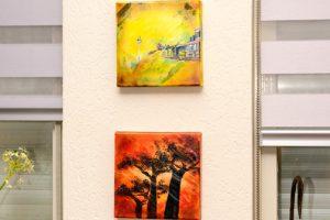 Schilderijtjes Australie 1